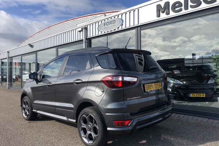 ford ecosport te koop st line specialist in ford