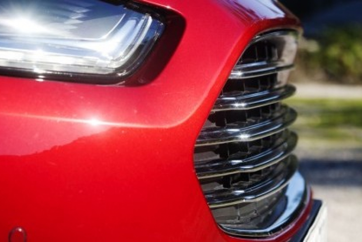 Ford Mondeo Grille voorkant
