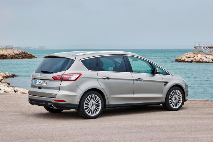 Ford S-MAX exterieur Ford Specialist Goes