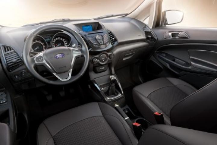 Ecosport interieur Fordspecialist Melse